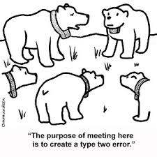Error, Part 1: Type I and reliability