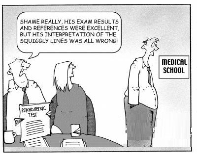 Psychometrics: HR meets hocus pocus