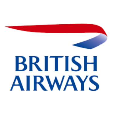 Logo for British Airways