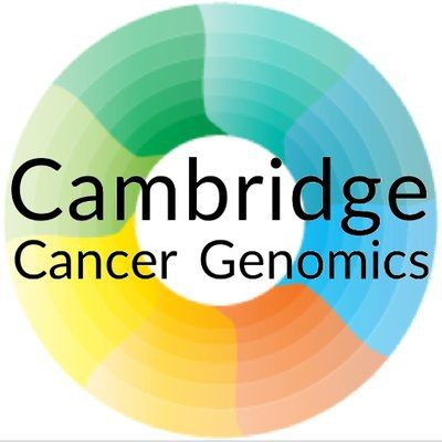 Logo for Cambridge Cancer Genomics (CCG)
