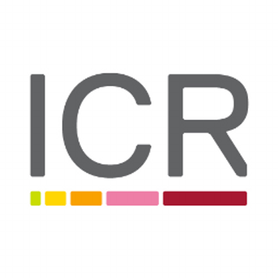 Logo for The Institute of Cancer Research
