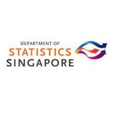 Logo for Department of Statistics, Singapore
